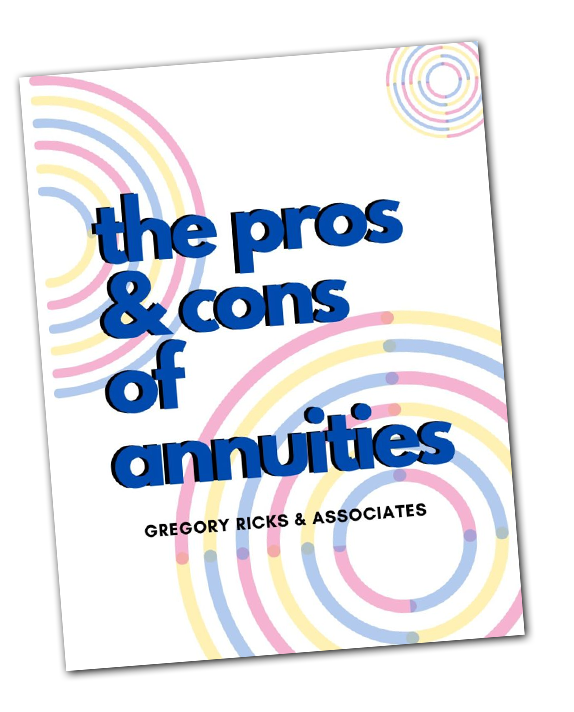 pros and cons annuity