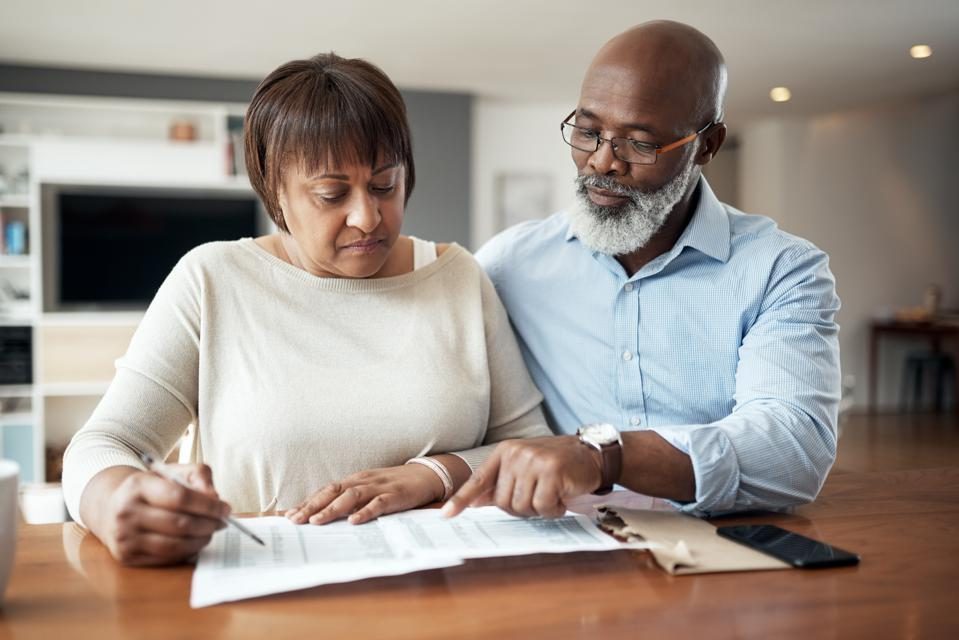financial retirement planning for married couples
