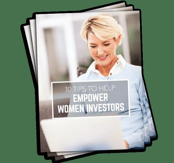 10 tips for women investors