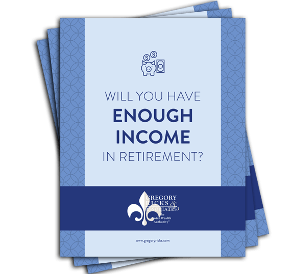 enough income