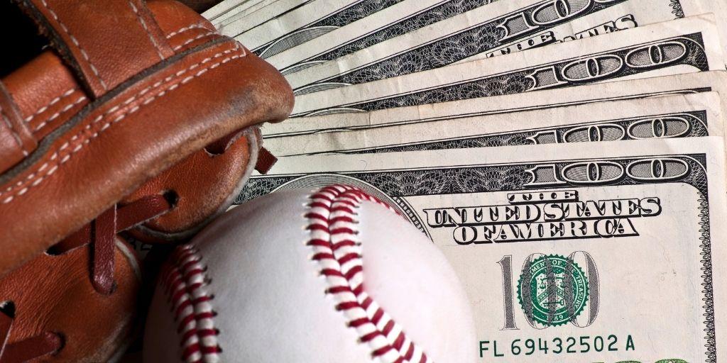 baseball money
