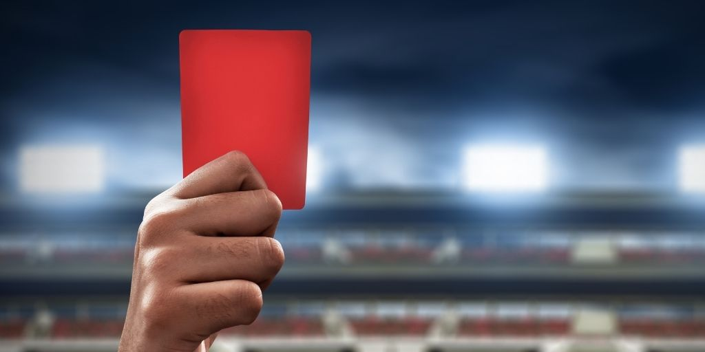 penalty red card